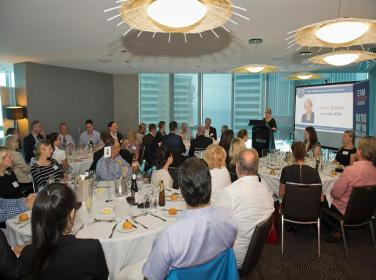 SBAA Business Lunch with Hon. Scott Emerson, MP.