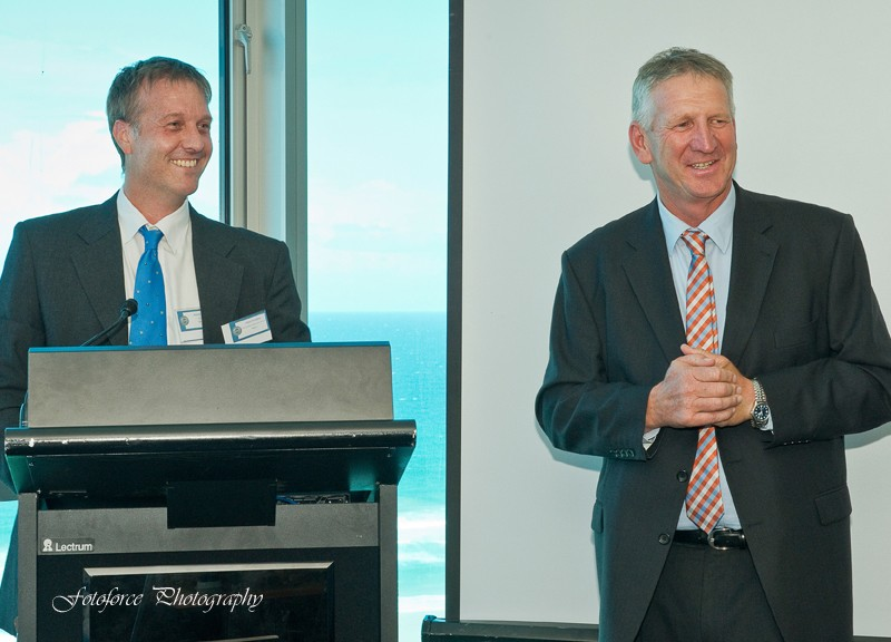 SBAA Business Lunch with Denis Wagner