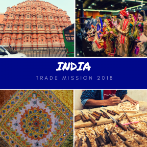 Trade Mission to India – 11 Nov 2018