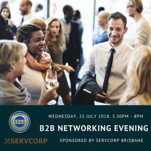 Brisbane – SBAA Networking Evening