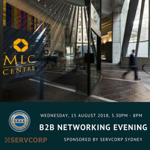 Sydney – SBAA Networking Evening