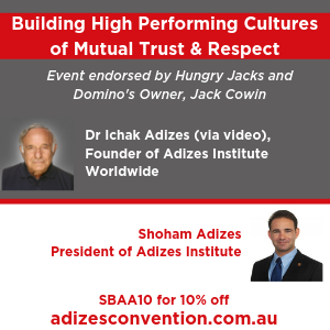 Building High Performing Cultures of Mutual Trust and Respect