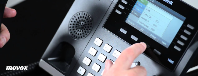 Addressing the landline phone puzzle with Movox