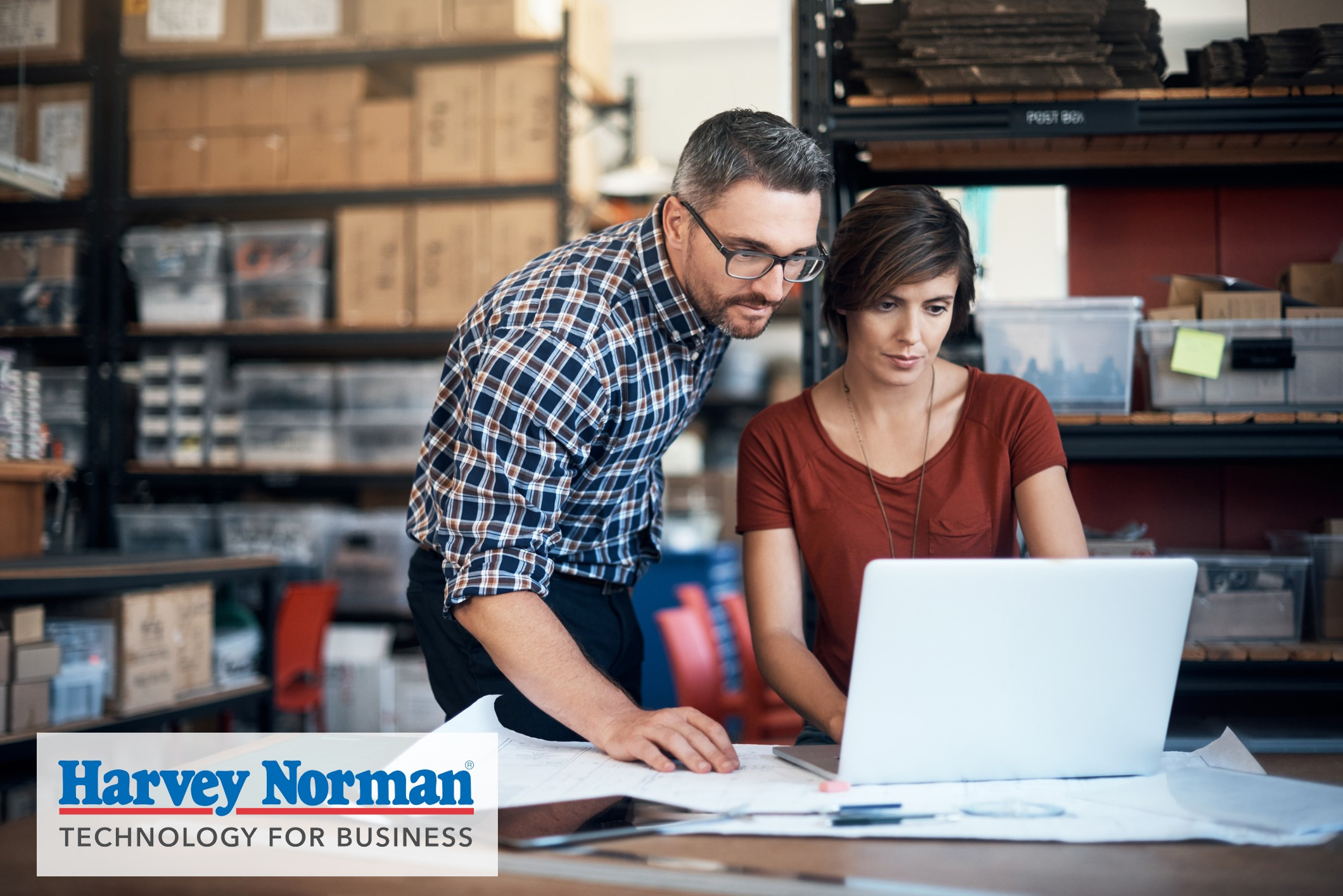 Harvey Norman Technology for Business swings in behind International Small Business Summit