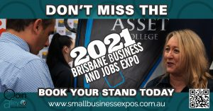 2021 Brisbane Business and Jobs Expo